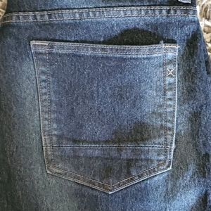 MBX Jeans - MBX mens Jean's slim STRETCH 34W×30L
